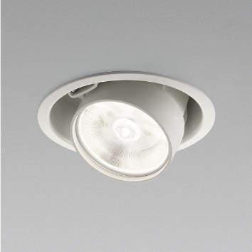 【最安値挑戦中!最大25倍】コイズミ照明 AD41394L ユニバーサルダウンライト ON-OFFタイプ HID35W相当 LED一体型 白色 狭角 埋込穴φ125 ホワイト