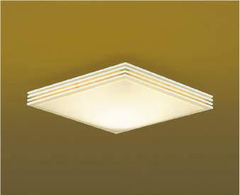 【最安値挑戦中!最大25倍】コイズミ照明 AH43049L 和風照明 小型シーリングライト 調光 FHC28W相当 LED一体型 電球色 木製・白色塗装