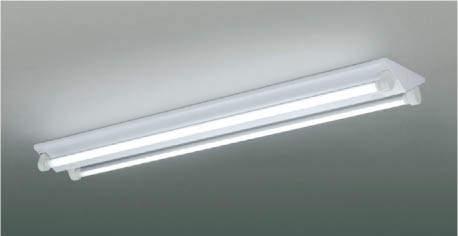 【最安値挑戦中!最大34倍】コイズミ照明 AH43726L 直管形ベースライト(ランプ同梱) 逆富士2灯 FLR40W×2灯相当 LED付 昼白色 [(^^)]