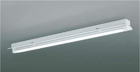 【最安値挑戦中!最大25倍】コイズミ照明 AH43727L 直管形ベースライト(ランプ同梱) 反射笠付1灯 FLR40W相当 LED付 昼白色