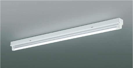 【最大44倍スーパーセール】コイズミ照明 AH43729L 直管形ベースライト(ランプ同梱) トラフ1灯 FLR40W相当 LED付 昼白色
