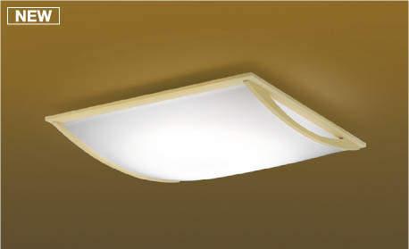 【最安値挑戦中!最大25倍】コイズミ照明 AH48755L LEDシーリング 和風 LED一体型 Fit調色 調光調色 電球色+昼光色 リモコン付 ~12畳 白木