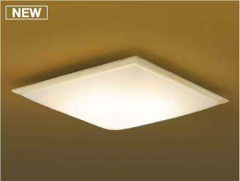 【最安値挑戦中!最大34倍】コイズミ照明 AH48773L LEDシーリング 和風 LED一体型 調光 電球色 リモコン付 ~8畳 [(^^)]