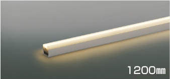 【最安値挑戦中!最大25倍】コイズミ照明 AL47038L 間接照明器具 LED一体型 Fit調色ライトバー 散光 色温度可変 1200mm