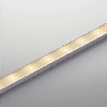 【最安値挑戦中!最大25倍】コイズミ照明 AL92109L LED間接照明器具 リニアライトフレックス(屋内屋外兼用) 調光 入力コネクタ付 3m 両面テープ付 2700K