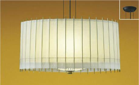 【最安値挑戦中!最大25倍】コイズミ照明 AP36498L 和風照明 ペンダントライト 古都里ことり LED付 白熱球60W相当 電球色 フランジ 竹・和紙