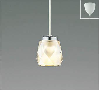 【最安値挑戦中!最大25倍】コイズミ照明 AP38353L ペンダントライト Twinly 調光 フランジタイプ 白熱球60W相当 LED一体型 電球色 クリスタルガラス