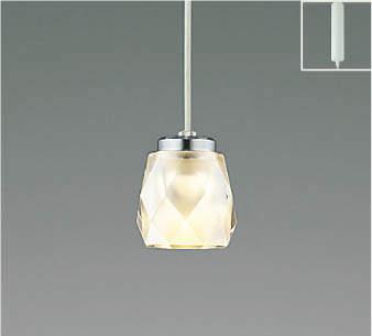 【最安値挑戦中!最大25倍】コイズミ照明 AP38355L ペンダントライト Twinly 調光 プラグタイプ 白熱球60W相当 LED一体型 電球色 クリスタルガラス