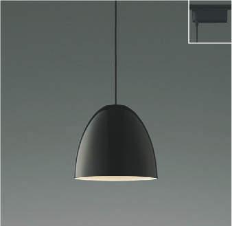 【最安値挑戦中!最大25倍】コイズミ照明 プラグタイプ ペンダント LED一体型 AP42306L 白熱球60W相当 ブラック 電球色 Simple&Quality