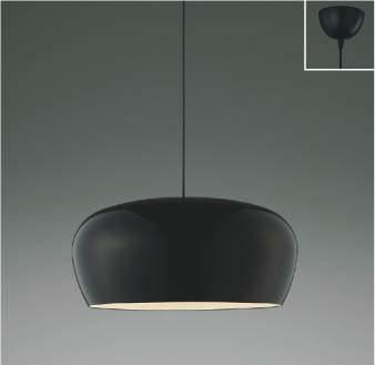 【最安値挑戦中!最大34倍】コイズミ照明 AP45308L ペンダント LED一体型 電球色 フランジ 白熱球100W相当 ブラック [(^^)]