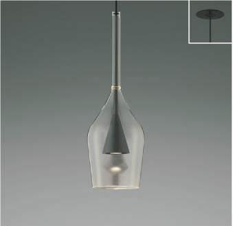 【最安値挑戦中!最大24倍】コイズミ照明 AP45327L ペンダント LED一体型 電球色 埋込φ75 白熱球60W相当 ガラス 透明 [(^^)]