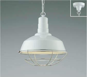 【最安値挑戦中!最大25倍】コイズミ照明 AP45542L ペンダント フランジタイプ 白熱球100W相当 LED付 電球色 白色