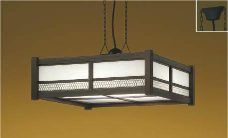 【最安値挑戦中!最大25倍】コイズミ照明 AP47447L 和風ペンダント LED一体型 スタンダード 調光・調色 フランジ ~12畳