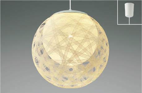 【最安値挑戦中!最大25倍】コイズミ照明 AP47453L 和風ペンダント LEDランプ交換可能型 電球色 フランジ