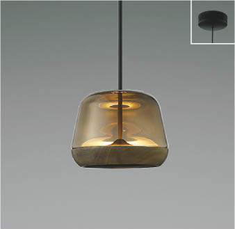 【最安値挑戦中!最大25倍】コイズミ照明 AP47549L ペンダント LED一体型 電球色 フランジ