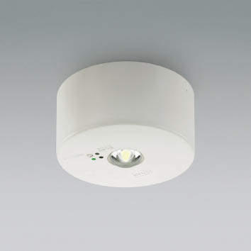 【最安値挑戦中!最大34倍】コイズミ照明 AR46501L1 LED非常用照明器具 LED一体型 昼白色 低天井小空間(~3m) 9W 充電モニタ付 自己点検機能付 φ155 [(^^)]