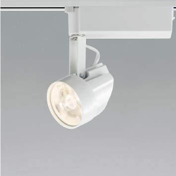 【最大44倍お買い物マラソン】コイズミ照明 AS41380L テクニカルスポットライト ON-OFF プラグタイプ HID35W相当 狭角 LED一体型 電球色 ホワイト