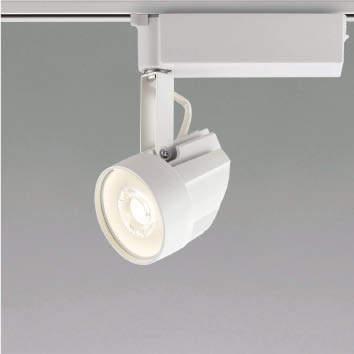 【最大44倍お買い物マラソン】コイズミ照明 AS41384L テクニカルスポットライト ON-OFF プラグタイプ HID35W相当 広角 LED一体型 温白色 ホワイト