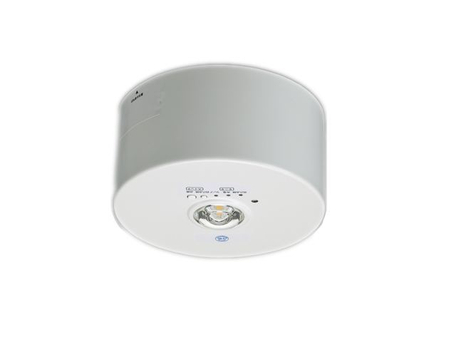 【最安値挑戦中!最大34倍】三菱 EL-CB31112A LED非常用照明器具 直付形 中天井用(~8m) リモコン自己点検機能タイプ 昼白色 電池内蔵形 受注生産品 [∽§]