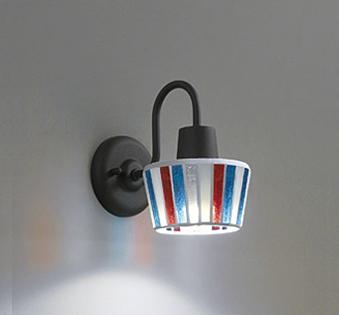 【最安値挑戦中!最大25倍】オーデリック OB081047WD ブラケットライト LEDランプ 非調光 温白色 モザイクガラス