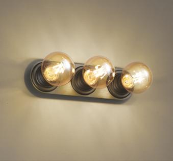 【最安値挑戦中!最大25倍】オーデリック OB255138LC1(ランプ別梱) ブラケットライト LEDランプ 連続調光 電球色 調光器別売 真鍮古味