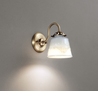 【最安値挑戦中!最大25倍】オーデリック OB255267ND(ランプ別梱) ブラケットライト LEDランプ 非調光 昼白色 ミルクホワイト