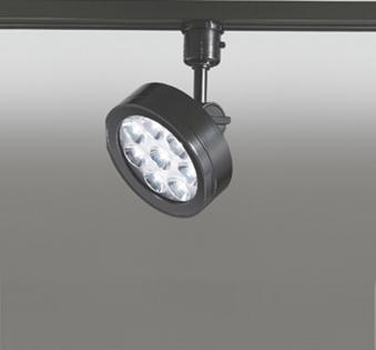 【最安値挑戦中!最大24倍】照明器具 オーデリック OS256015 スポットライト ダイクロハロゲン75WクラスLED8灯 昼白色 ブラック [∀(^^)]
