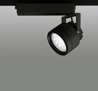 【最安値挑戦中!最大24倍】照明器具 オーデリック XS256221 スポットライト HID70Wクラス LED18灯 非調光 白色タイプ ブラック [(^^)]