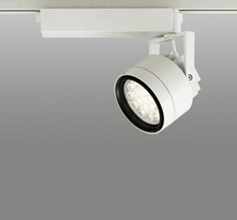 【最安値挑戦中!最大25倍】照明器具 オーデリック XS256232 スポットライト HID70Wクラス LED18灯 非調光 電球色タイプ オフホワイト