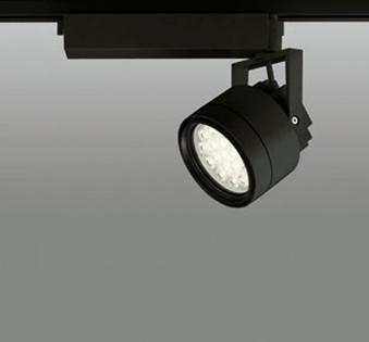 【最安値挑戦中!最大24倍】照明器具 オーデリック XS256233 スポットライト HID70Wクラス LED18灯 非調光 電球色タイプ ブラック [(^^)]
