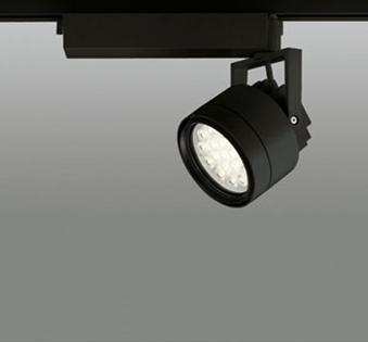 【最大44倍スーパーセール】照明器具 オーデリック XS256237 スポットライト HID70Wクラス LED18灯 非調光 電球色タイプ ブラック