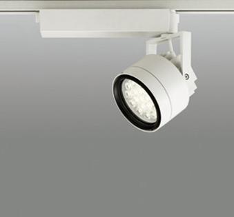 【最大44倍スーパーセール】照明器具 オーデリック XS256295 スポットライト HID70Wクラス LED18灯 非調光 電球色タイプ オフホワイト