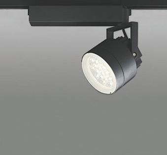 【最安値挑戦中!最大24倍】オーデリック XS256448 スポットライト LED一体型 CDM-T70W 非調光 鮮魚・青果 プラグタイプ ブラック [(^^)]