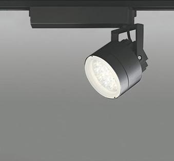 【最大44倍スーパーセール】オーデリック XS256454 スポットライト LED一体型 CDM-T35W 非調光 鮮魚・青果 プラグタイプ ブラック