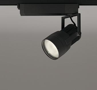 【最大44倍スーパーセール】オーデリック XS411112 スポットライト LED一体型 C4000 CDM-T150W相当 電球色 プラグタイプ22° 非調光 ブラック