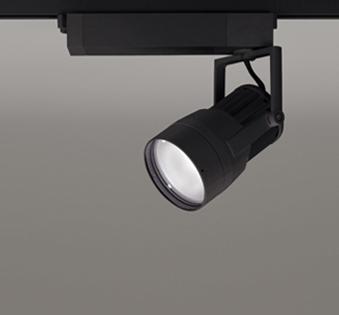 【最大44倍スーパーセール】オーデリック XS411120 スポットライト LED一体型 C4000 CDM-T150W相当 白色 プラグタイプ52° 非調光 ブラック
