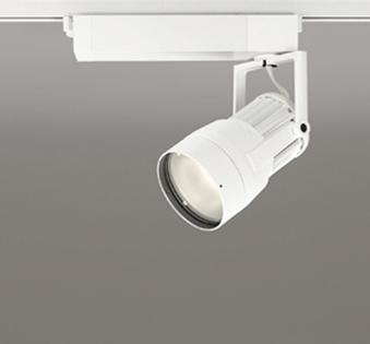 【最大44倍スーパーセール】オーデリック XS411165 スポットライト LED一体型 C2700 CDM-T70W相当 電球色 プラグタイプ14° 非調光 ホワイト