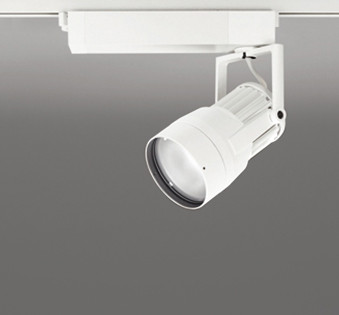【最大44倍お買い物マラソン】オーデリック XS411193 スポットライト LED一体型 CDM-T70W 非調光 昼白色 プラグタイプ 30° ホワイト