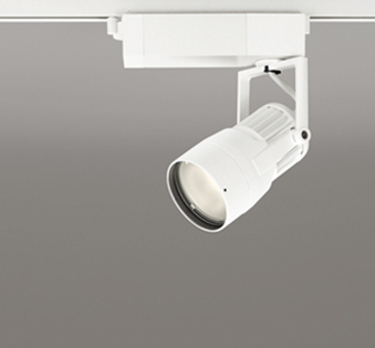 【最安値挑戦中!最大24倍】オーデリック XS412105 スポットライト LED一体型 C1950 CDM-T35W相当 電球色 プラグタイプ14° 非調光 ホワイト [(^^)]