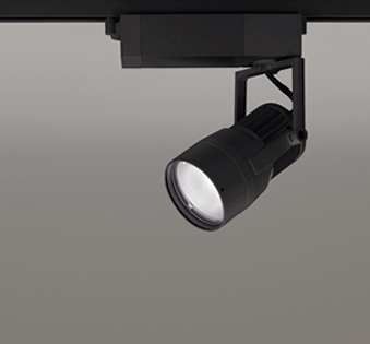 【最安値挑戦中!最大24倍】オーデリック XS412158H スポットライト スプレッド配光 LED一体型 C1650 CDM-T35W相当 温白色 高彩色 非調光 ブラック [(^^)]