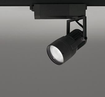 【最大44倍スーパーセール】オーデリック XS412166 スポットライト LED一体型 JR12V-50W 非調光 鮮魚 プラグタイプ 31° ブラック