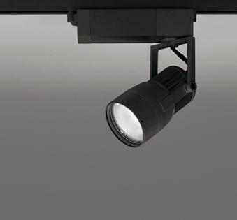 【最安値挑戦中!最大24倍】オーデリック XS412170 スポットライト LED一体型 JR12V-50W 非調光 鮮魚 スプレッド配光 プラグタイプ ブラック [(^^)]