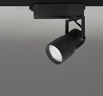 【最大44倍スーパーセール】オーデリック XS412172 スポットライト LED一体型 JDR70W 非調光 鮮魚 プラグタイプ 14° ブラック