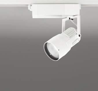 【最大44倍スーパーセール】オーデリック XS412190 スポットライト LED一体型 CDM-T35W 非調光 昼白色 スプレッド配光 プラグタイプ ホワイト