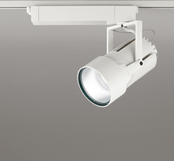 【最大44倍スーパーセール】オーデリック XS414005 スポットライト LED一体型 セルメタ150w 温白色 プラグタイプ 34° 非調光 ホワイト
