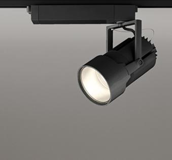 【最安値挑戦中!最大24倍】オーデリック XS414008 スポットライト LED一体型 セルメタ150w 電球色 プラグタイプ34℃ 非調光 ブラック [(^^)]