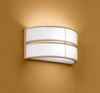 【最安値挑戦中!最大25倍】オーデリック OB018244ND 和風ブラケットライト LED電球ミニクリプトン形 昼白色タイプ 非調光 白熱灯40W相当
