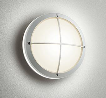 【最安値挑戦中!最大25倍】オーデリック OG041639LC1(ランプ別梱包) エクステリアポーチライト LEDランプ 別売センサ対応 電球色 防雨型 シルバー