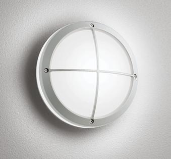 【最安値挑戦中!最大25倍】オーデリック OG041639NC1(ランプ別梱包) エクステリアポーチライト LEDランプ 別売センサ対応 昼白色 防雨型 シルバー