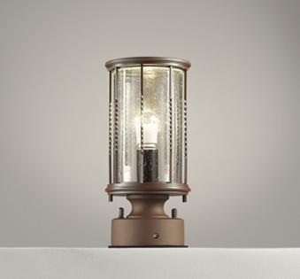 【最安値挑戦中!最大25倍】照明器具 オーデリック OG042152LD 門柱灯 LED電球クリアミニクリプトン形 電球色タイプ 防雨型